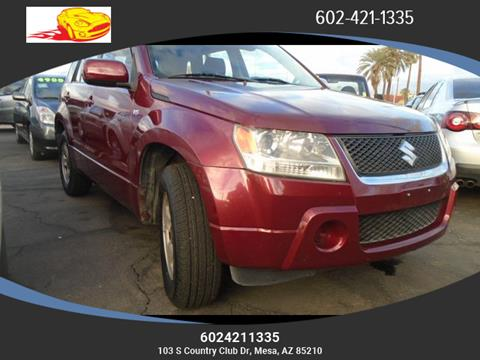 2007 Suzuki Grand Vitara for sale in Phoenix, AZ