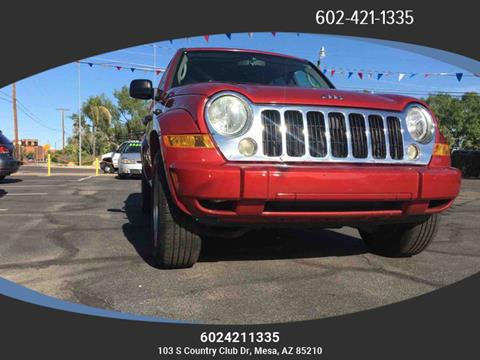 2006 Jeep Liberty for sale in Phoenix, AZ