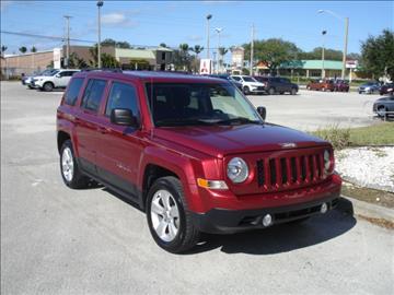 2014 Jeep Patriot for sale in Vero Beach, FL