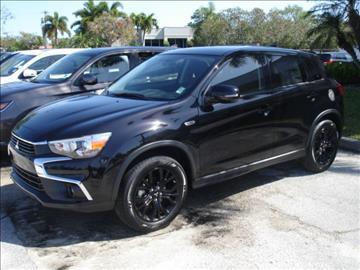 2017 Mitsubishi Outlander Sport for sale in Vero Beach, FL