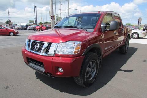2013 Nissan Titan for sale in Sedalia, MO