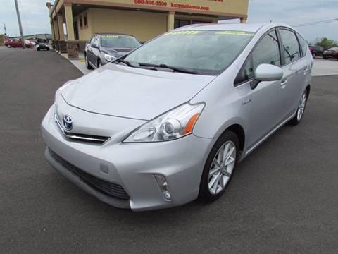2012 Toyota Prius v for sale in Sedalia, MO