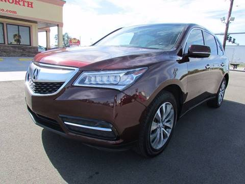 2014 Acura MDX for sale in Sedalia, MO
