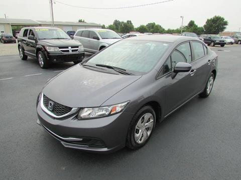 2014 Honda Civic for sale in Sedalia, MO