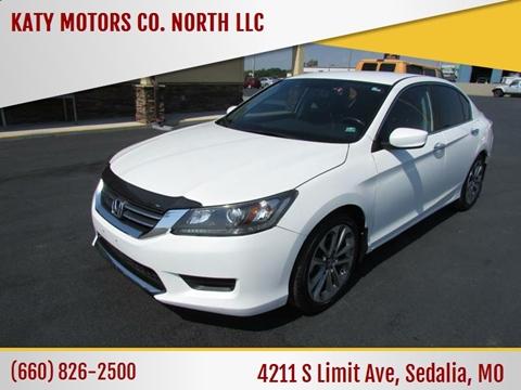 2014 Honda Accord for sale in Sedalia, MO
