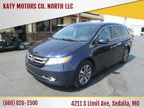 2016 Honda Odyssey for sale in Sedalia, MO
