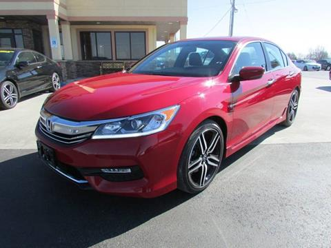 2016 Honda Accord for sale in Sedalia, MO