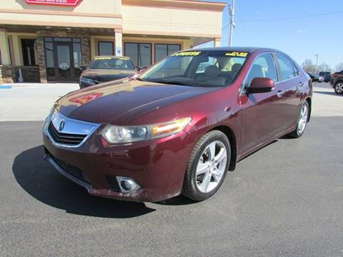 Acura Tsx For Sale >> Used Acura Tsx For Sale In Missouri Carsforsale Com