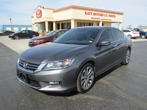 2014 Honda Accord for sale in Sedalia, MO