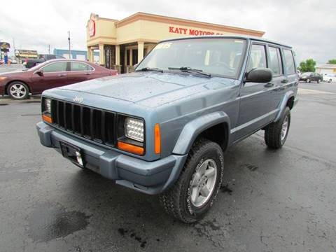 1999 Jeep Cherokee for sale in Sedalia, MO