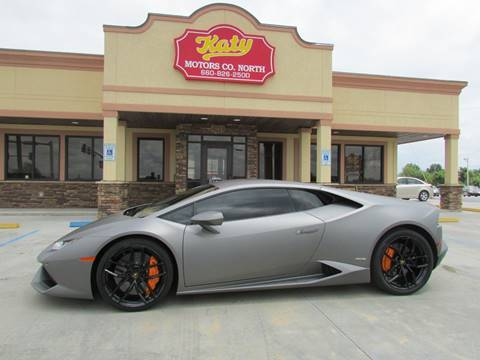 2015 Lamborghini Huracan for sale in Sedalia, MO
