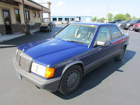 1990 Mercedes-Benz 190-Class for sale in Sedalia, MO