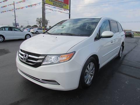 2015 Honda Odyssey for sale in Sedalia, MO