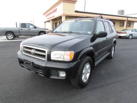 2001 Nissan Pathfinder for sale in Sedalia, MO