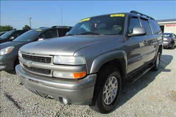 2001 Chevrolet Suburban for sale in Sedalia, MO