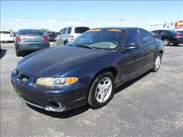 2000 Pontiac Grand Prix for sale in Sedalia, MO