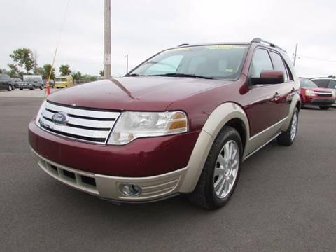 2008 Ford Taurus X for sale in Sedalia, MO