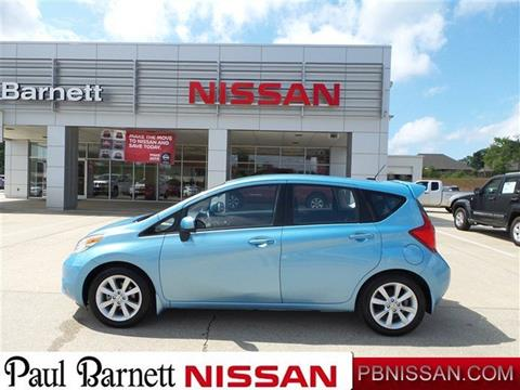 2014 Nissan Versa Note for sale in Brookhaven, MS
