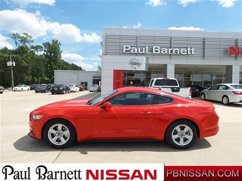 2016 Ford Mustang for sale in Brookhaven MS