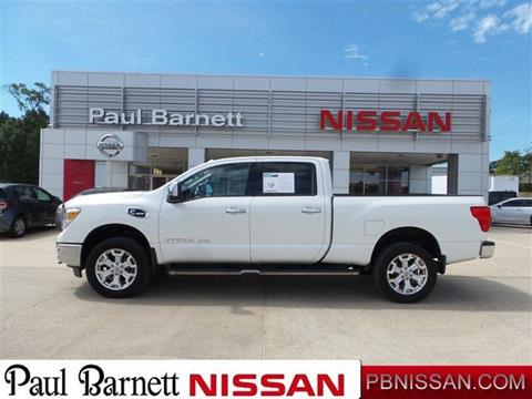 2016 Nissan Titan XD for sale in Brookhaven MS