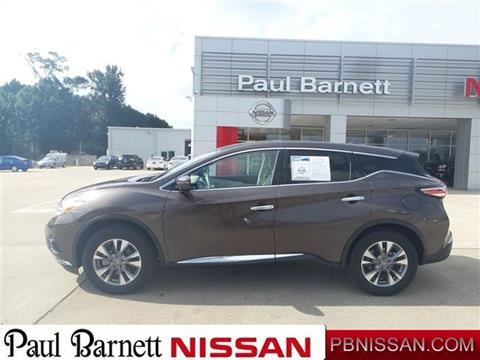 2016 Nissan Murano for sale in Brookhaven, MS
