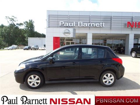 2012 Nissan Versa for sale in Brookhaven MS