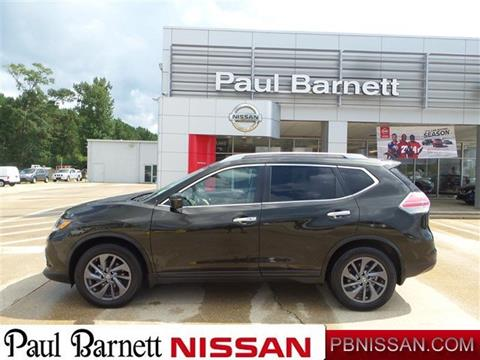 2016 Nissan Rogue for sale in Brookhaven, MS