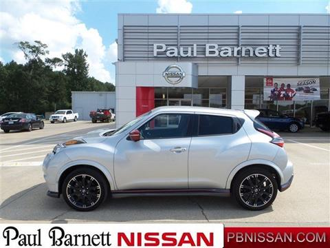 2015 Nissan JUKE for sale in Brookhaven MS
