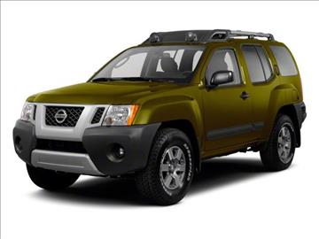 2012 Nissan Xterra for sale in Brookhaven, MS
