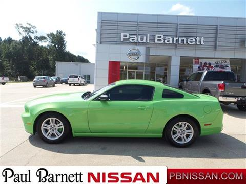 2014 Ford Mustang for sale in Brookhaven MS