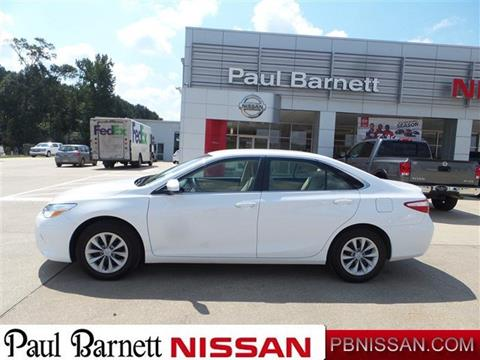 2016 Toyota Camry for sale in Brookhaven, MS