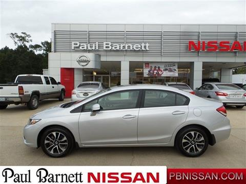 2013 Honda Civic for sale in Brookhaven, MS