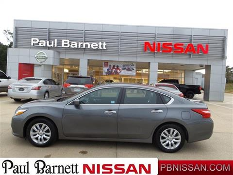 2016 Nissan Altima for sale in Brookhaven, MS