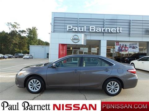 2015 Toyota Camry for sale in Brookhaven MS