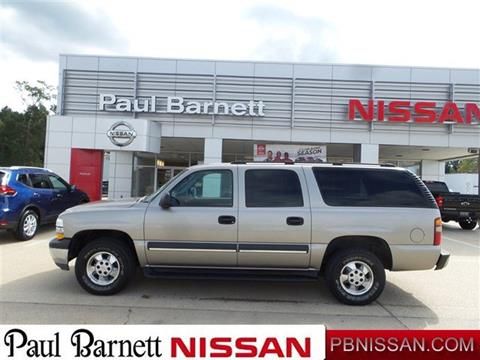 2003 Chevrolet Suburban for sale in Brookhaven, MS