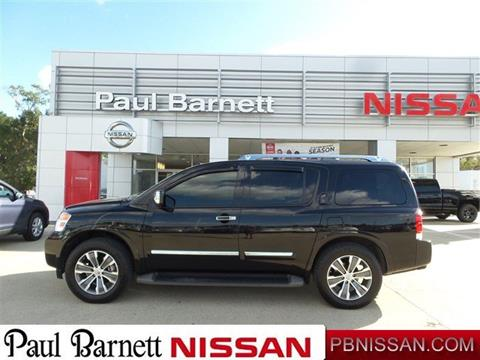 2015 Nissan Armada for sale in Brookhaven MS