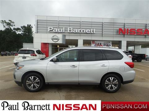 2017 Nissan Pathfinder for sale in Brookhaven MS