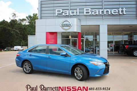 2017 Toyota Camry for sale in Brookhaven, MS