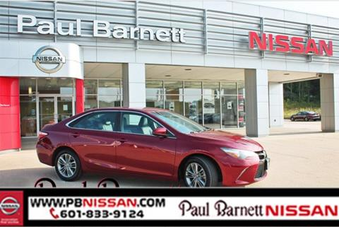 2015 Toyota Camry for sale in Brookhaven, MS