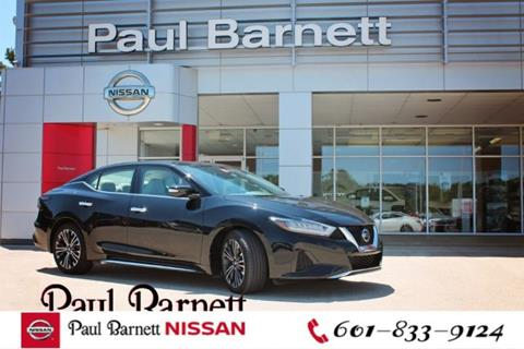2019 Nissan Maxima for sale in Brookhaven, MS