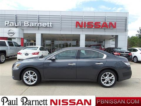 2013 Nissan Maxima for sale in Brookhaven, MS
