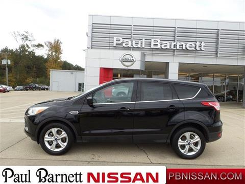 2016 Ford Escape for sale in Brookhaven, MS