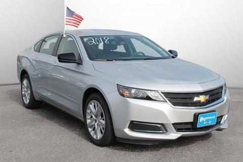 2018 Chevrolet Impala for sale in Brodhead, WI
