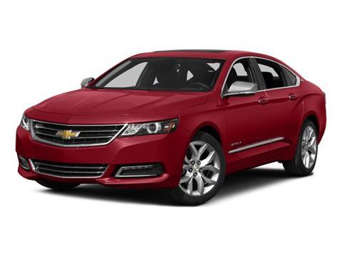 2015 Chevrolet Impala for sale in Brodhead, WI