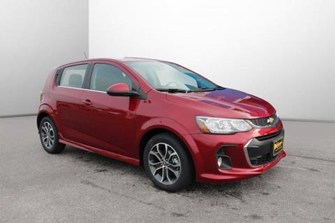 2017 Chevrolet Sonic for sale in Brodhead, WI