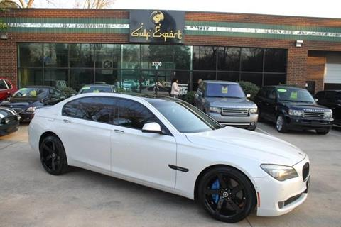 2009 BMW 7 Series for sale in Charlotte, NC
