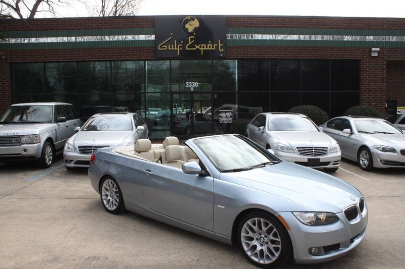 Bmw Series I Dr Convertible In Charlotte NC Gulf Export - 2010 bmw 328i convertible