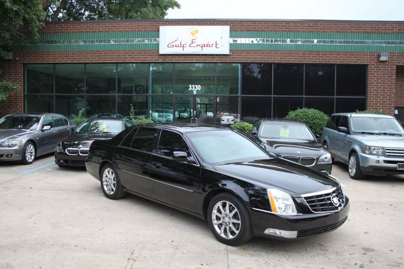 2006 Cadillac Dts Performance 4dr Sedan In Charlotte Nc Gulf Export