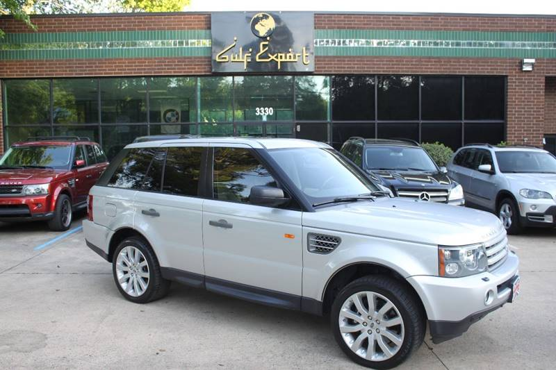 Land Rover Charlotte >> 2006 Land Rover Range Rover Sport Supercharged 4dr SUV 4WD