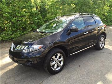 2010 Nissan Murano for sale in Waltham MA